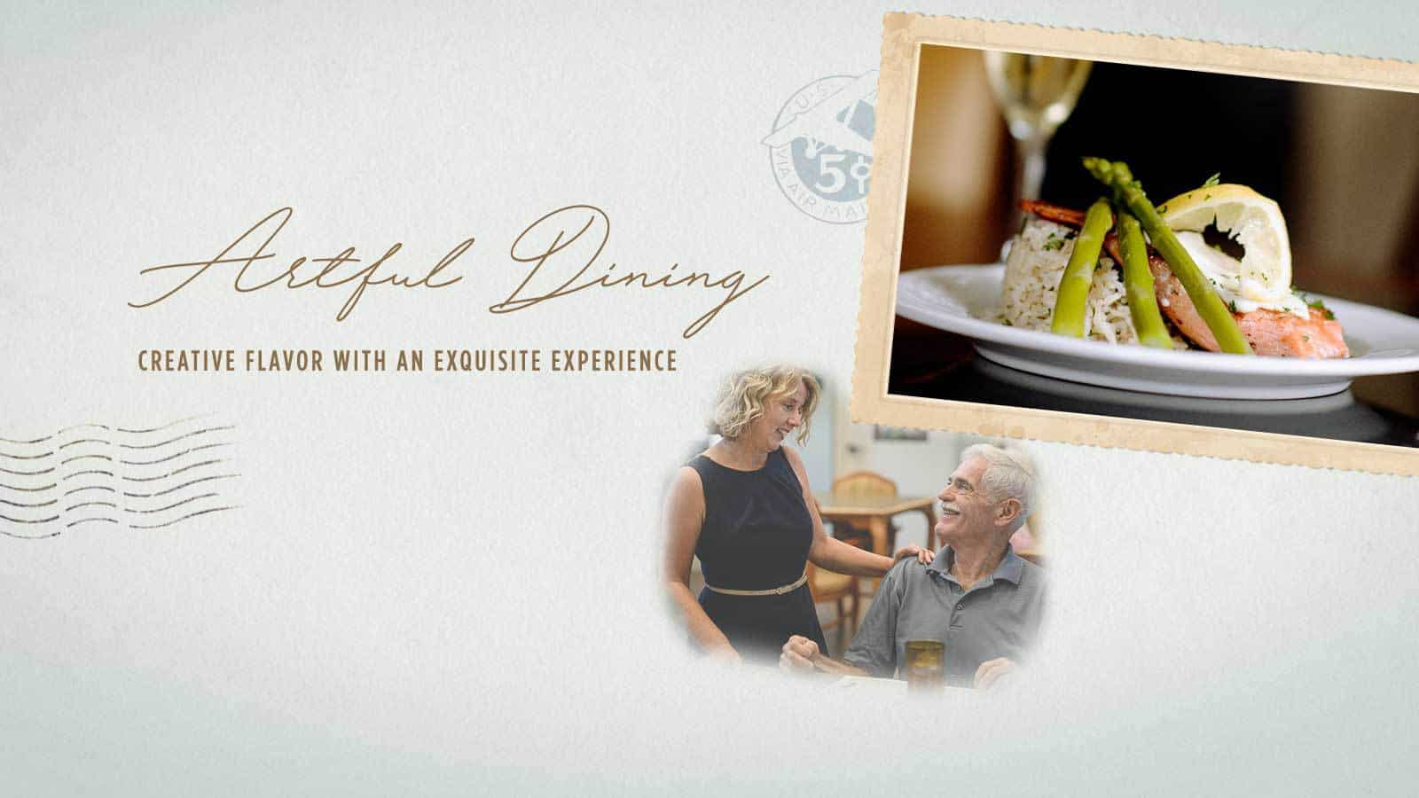 Artful Dining: Create Flavor with an Exquisite Experience
