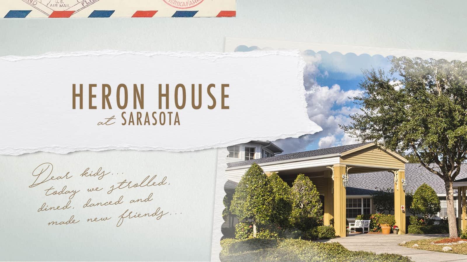 Heron House Sarasota Florida