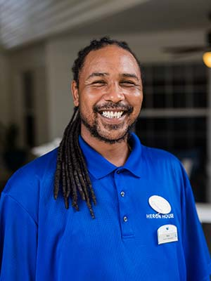 Marquise Wright Director of Maintenance at Heron House of Sarasota assisted living and memory care community